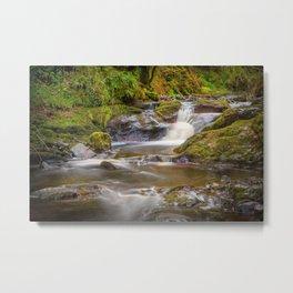 Glenariff Falls Metal Print