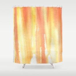 Flame Drip Shower Curtain