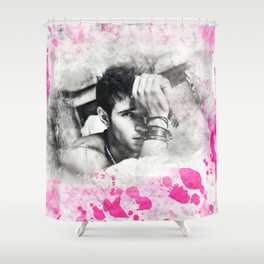 Love for Rent Shower Curtain