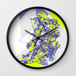 Transitions V2 Wall Clock