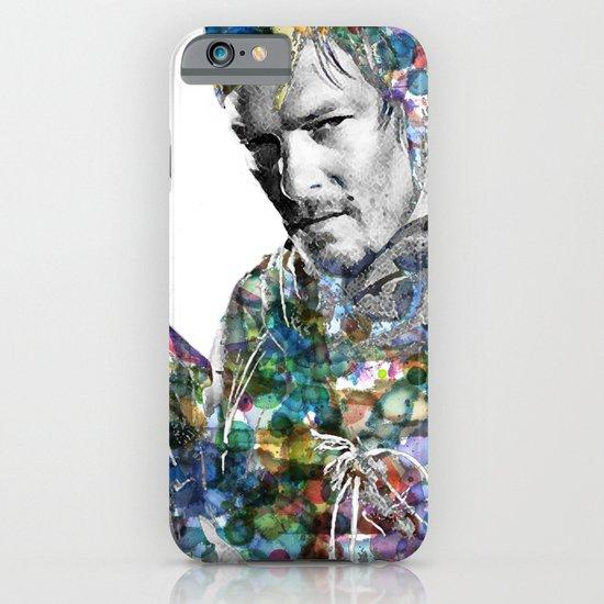 Daryl Dixon iPhone & iPod Case