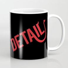 The Devil Is In The Detail Mug