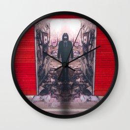 Intruder Wall Clock