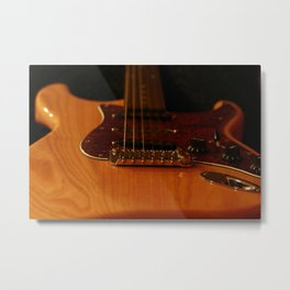 Legacy in Shadow Metal Print