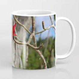 While the Mockingbird Sings-horizontal Coffee Mug