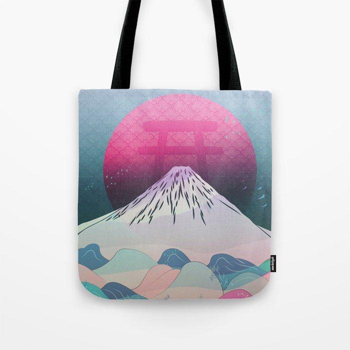 Dreaming of Japan Tote Bag