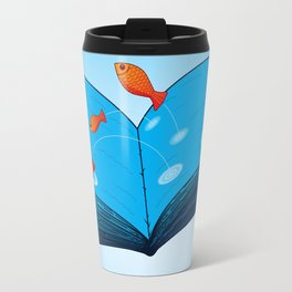 Sea of wisdom Travel Mug