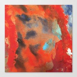 Sunkiss sky Canvas Print
