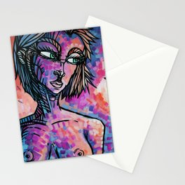 """""""Chilly"""" (Fruit Punch) Stationery Cards"""