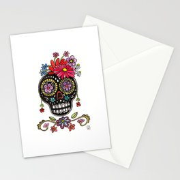 Calaca Fridita Stationery Cards