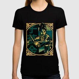 Golden Swallow - Moonlight (Tall) T-shirt