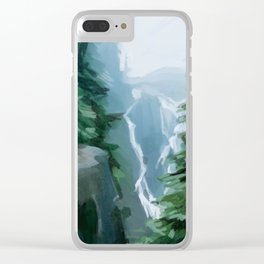 The Falls Clear iPhone Case
