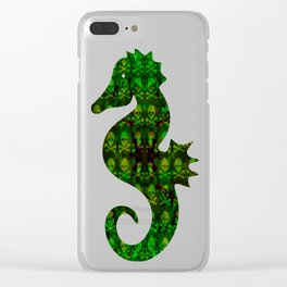 Poison Skull and XBones Clear iPhone Case