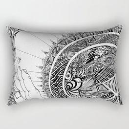 Geochrist Rectangular Pillow