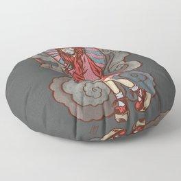 Beijing Smog Floor Pillow