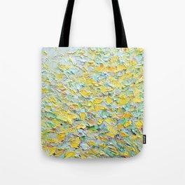 Forsythia Spring Tote Bag
