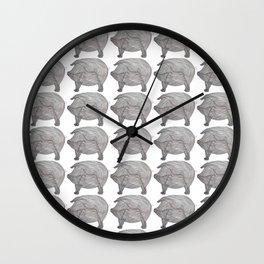 Big Piggy Wall Clock