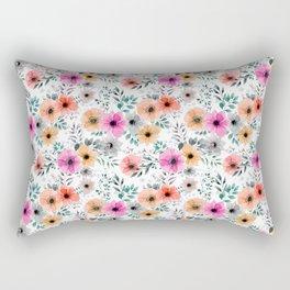 Papaver Rhoeas Rectangular Pillow