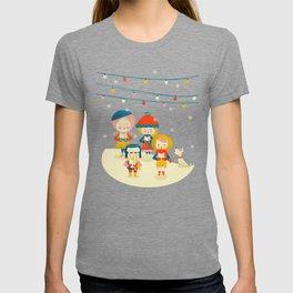 Christmas Carols Singers T-shirt