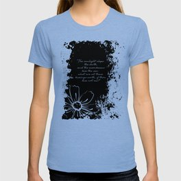 Percy Bysshe Shelley - Love's Philosophy T-shirt