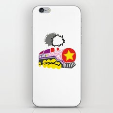 Para Papa iPhone & iPod Skin