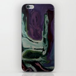 its all about life  iPhone Skin