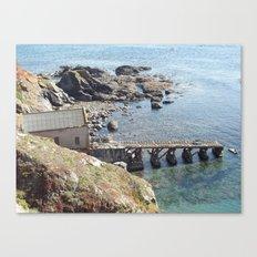 Lifeboat Station, Cornwall Canvas Print