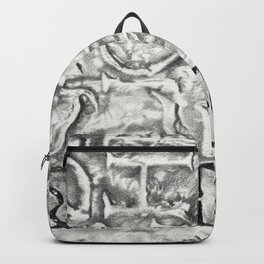 Art Beneath Our Feet Project - Gotland Backpack