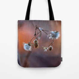 Stops the colors Tote Bag
