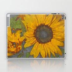Sunflower Delight Laptop & iPad Skin