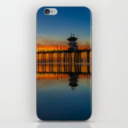 Sunset Reflections iPhone Skin