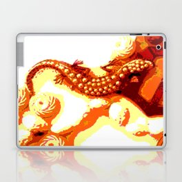 Vintage Salamander Laptop & iPad Skin