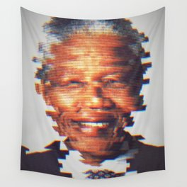Nelson Mandela Wall Tapestry