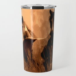 Horse Spirits Travel Mug