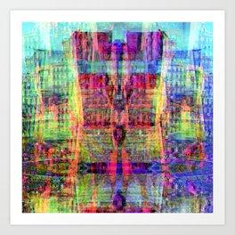 20180314 Art Print