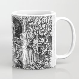 Calavera Oaxaquena by Jose Guadalupe Posada Coffee Mug