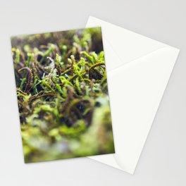 Dark Fractal Stationery Cards