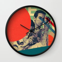 NipponFilter Wall Clock
