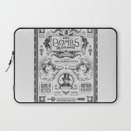 Legend of Zelda Bomb Advertisement Poster Laptop Sleeve