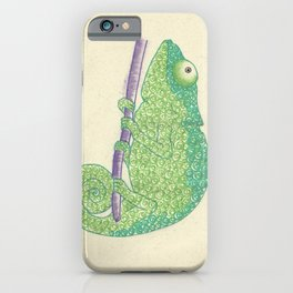 Chameleon? iPhone Case