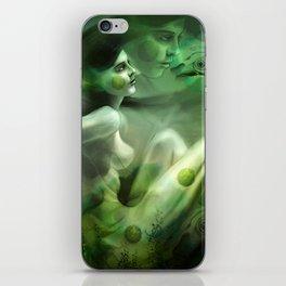 Aquatic Creature iPhone Skin