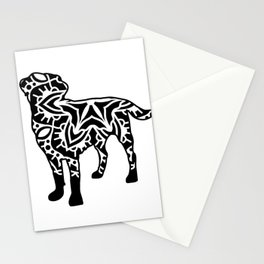 Zentangle Labrador Stationery Cards
