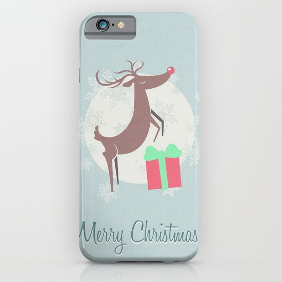Merry Christmas! iPhone & iPod Case