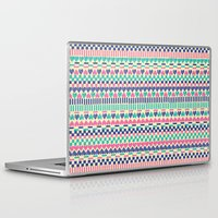 hearts Laptop & iPad Skins featuring Hearts by Lydia Meiying
