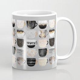 Pretty Coffe Cups 3 - Grey Kaffeebecher