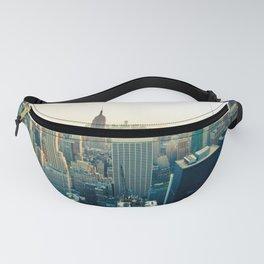 New York City Skyline Fanny Pack