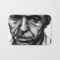 Only the Lonely - Frank Sinatra Bath Mat