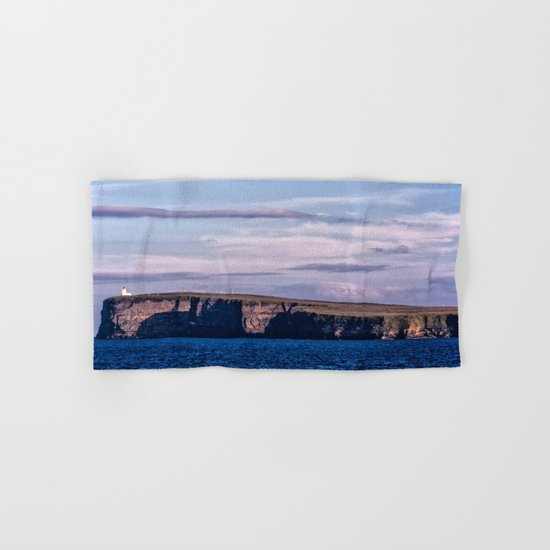 Duncansby Head Scotland Hand & Bath Towel