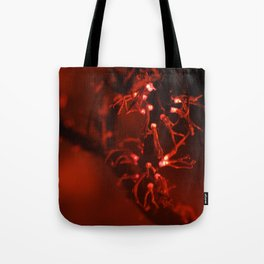 first flame Tote Bag