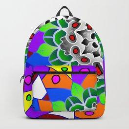 Party mandala Backpack
